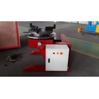 Buy cheap 3 Jaws Chuck Clamp Hydraulic Bending Machine Pipe Welding Positioner Turntable from wholesalers