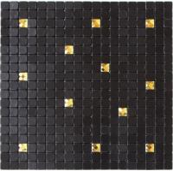 waterproof black self adhesive mosaic wall tiles peel