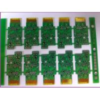 Buy cheap  Automobile 7 Layer CEM-1 OSP Custom Multilayer PCB Fabrication from wholesalers