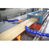 Buy cheap ABB Brand Inverter Wpc Profile Extrusion Line Wood Plastic Composite Profile from wholesalers