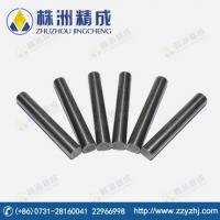 Buy cheap Hot sale Zhuzhou top quality custom solid cemented carbide rod for sale,wolfram tungsten rod,solid metal rods for sale from wholesalers