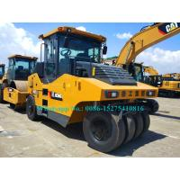 Buy cheap XCMG 30 Ton Hydraulic Road Roller Equipment Pneumatic Rubber Tire Type XP303K from wholesalers