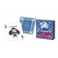 Bilingual Cartamundi Eagle Marked Poker Playing Cards For Cheating / Magic Tricks
