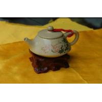 Buy cheap Antique Chinese Jianshui Clay Porcelain Teapot with Lid 250ml from wholesalers