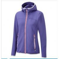 Buy cheap Customized Fashionable Sports strip multi color women ski garments from wholesalers