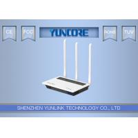Buy cheap Smart WIFI 11n Wireless Router IEEE 802.11b/G/N With 3pcs External 5dBi Antenna from wholesalers