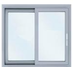 Buy cheap foshan high quality aluminum glass window sliding screen window from wholesalers