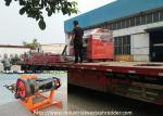 Buy cheap Storage Vacuum Package Bag Twisted Blades Plastic Waste Shredder from wholesalers