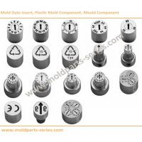 Buy cheap Mold Date Insert,Plastic Mold Component,Mold Component,Chinese Factory from wholesalers