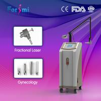 Buy cheap 40W Skin rejuvenation acne removal seven scan modes 1~100ms pulse width Carbon dioxide  fractional  laser from wholesalers
