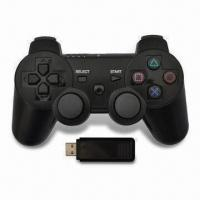 Buy cheap Wireless Dual Shock Gamepad, Suitable For Sony PlayStation 3 from wholesalers