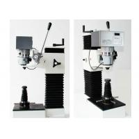 Buy cheap Rapid Tes Rockwell Hardness Tester 420mm Indenter Stroke For Very Soft Materials from wholesalers