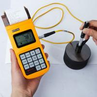 Buy cheap Integrated High Speed Thermal Printer Portable Hardness Tester MH310 from wholesalers