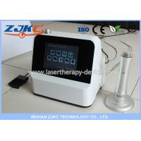 Buy cheap Back Pain / Plantar Fasciitis Shock Wave Therapy Machine With LCD Display from wholesalers