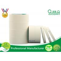 Buy cheap Washi Flexible Masking Tape White , Crepe Low Adhesive Masking Tape For Painting from wholesalers