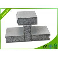 Buy cheap Professional anti quake light weight sandwich wall panel OF EPS foam + cement from wholesalers