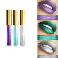 Buy cheap Oem High Pigment Lip Makeup Products Longlasting Private Label Lipgloss 30 Colors product