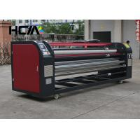 Buy cheap Wide Format Industrial Textile Roll To Roll Sublimation Machine Calendar Press from wholesalers