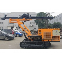 Buy cheap Crawler Type Rotary Well Drilling Rig For Anchoring from wholesalers