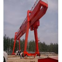Buy cheap YT MG Double Girder Gantry Crane Popular Received by Most Customers Gantry Crane Price from wholesalers