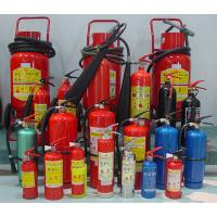 Buy cheap Multi Purpose 25Kg Trolley Fire Extinguisher Easy Use With Aluminum Nozzle from wholesalers