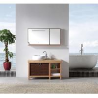 """Buy cheap 40"""" Solid Wood Modern/ Contemporary Design Bathroom Vanity Cabinet With Mirror from wholesalers"""