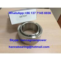 Buy cheap GE70XT Stainless Steel Spherical Plain Bearing GE70XT/X Sliding Bearing 70 * 105 * 49 mm from wholesalers