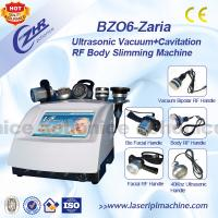 Buy cheap Vacuum Anti-Cellulite sound Fat Burning Machine With 5 Handles For Weight Reduction from wholesalers