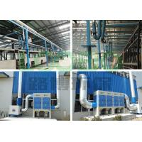 Buy cheap Industrial Dust Collector/Central Fume Extraction System, air purifier and dust filtration dust collector from wholesalers