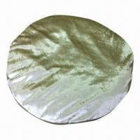 Buy cheap Round Dense Velvet Pet Mat/Pet Bed, Available in Various Colors, Measuring 484 x 40mm from wholesalers