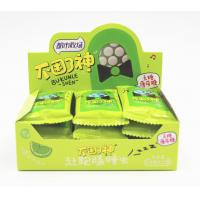 Buy cheap Healthy Lime Flavor Sugar Free Mint Candy , with Vitamin C spearmint candy snack from wholesalers