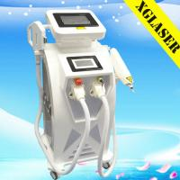 Buy cheap 3 in 1multifunction ipl rf nd yag laser hair removal machine product