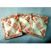 Buy cheap 25g Food Grade Desiccant Packets , Drying Desiccant Packs For Leather And Garment from wholesalers