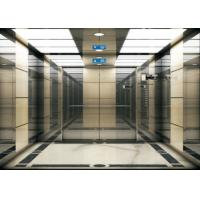 Buy cheap High Speed Elevator New material intergration , Passenger elevator from wholesalers