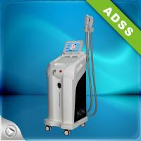 Buy cheap ADSS Vertical type hot sale best quality IPL Elight SHR hair removal machine from wholesalers