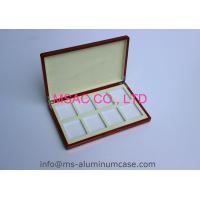 Buy cheap Empty Aluminum Poker Chip Case Custom Poker Chip Display Case 389 X 200 X 69mm from wholesalers