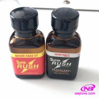Buy cheap PWD strong poppers wholesale AwjLove Super Rush Original from wholesalers