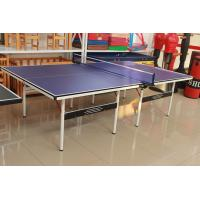 Buy cheap High Grade Folded Movable Table Tennis For Outdoor Fintess from wholesalers