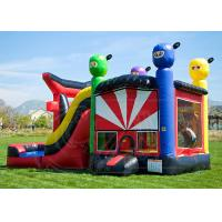 Buy cheap Huge Interesting Giant Inflatable Outdoor Games Customized Design from wholesalers