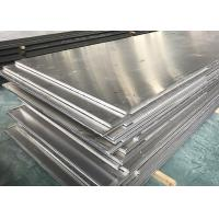 China Wrought Alloy Rolled 5754 Aluminum Sheet Mill Finish For Flooring Applications on sale
