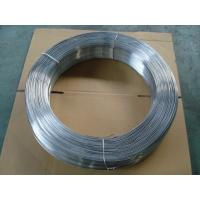 Buy cheap China Factory 3.17mm Zinc Wire Direct Sell Thermal Spray 99.995 Pure Zinc Wire from wholesalers