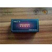 Buy cheap Matte Lamination Dampproof Recycled Paper Gift Boxes / Cosmetic Packaging Boxes from wholesalers