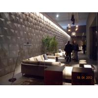 Buy cheap PVC Material Waterproof Exterior 3D Wall Panels Outdoor Wall Covering Stone Wall Background from wholesalers