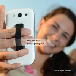 Buy cheap One Handed Anti slip for Tablet Phone Universal Mobile Phone Finger Holder from wholesalers