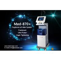 Buy cheap Face Skin CO2 Fractional Laser Machine , CO2 Laser Skin Resurfacing from wholesalers
