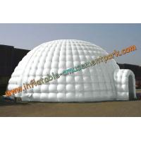 Buy cheap White Inflatable Party Tent Outdoor Air Dome Inflatable Wedding Tent from wholesalers