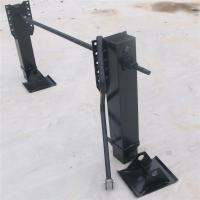 Buy cheap semi-trailer landing leg for heavy duty with ISO from wholesalers