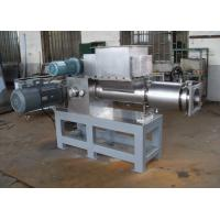 Buy cheap Double / Twin Screw Extruder Machine , Fertilizer Granule Machine For Yeast Production from wholesalers