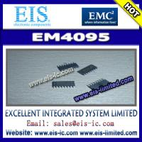Buy cheap EM4095 - EMC - Read/Write analog front end for 125kHz RFID Basestation product