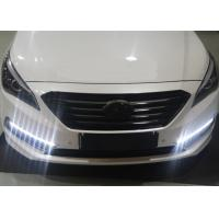 Buy cheap 2015 2016 Hyundai Sonata  LED Fog Lamps Automotive Daytime Running Lights from wholesalers
